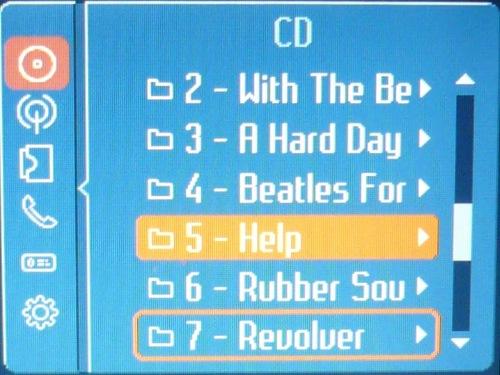 CD-Inhalt.