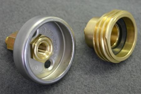 DISH-Adapter (links) und ACME-Adapter.